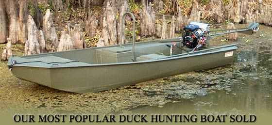 Duck Hunting Boats - GO-DEVIL Manufacturers