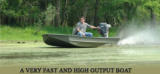 Surface Drive Boats - GO-DEVIL Manufacturers