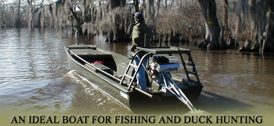 20 X 44 Duck Hunting Boat Go Devil Manufacturers