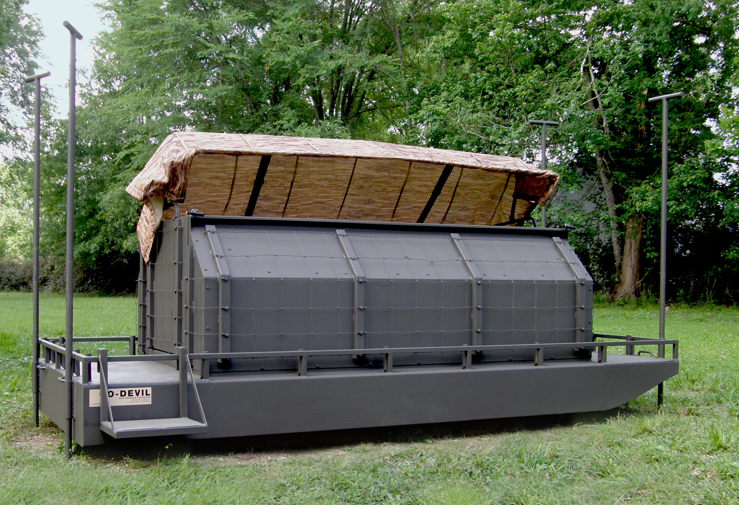 duck forum hunting blinds field viewtopic killerweed re kit blind chat portable