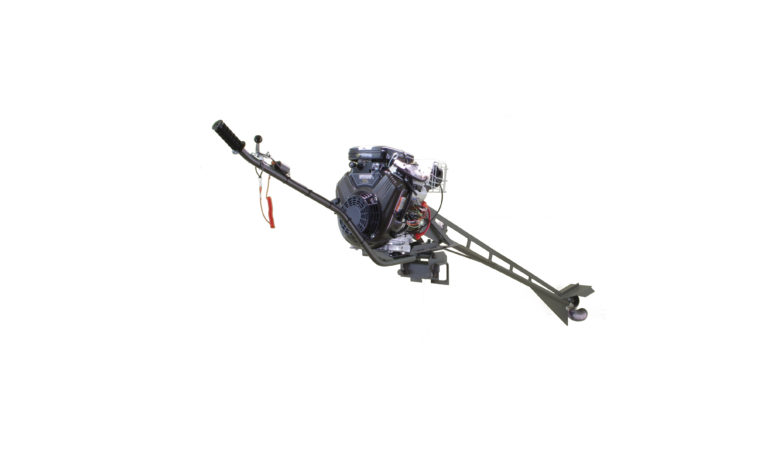 16 hp vanguard longtail