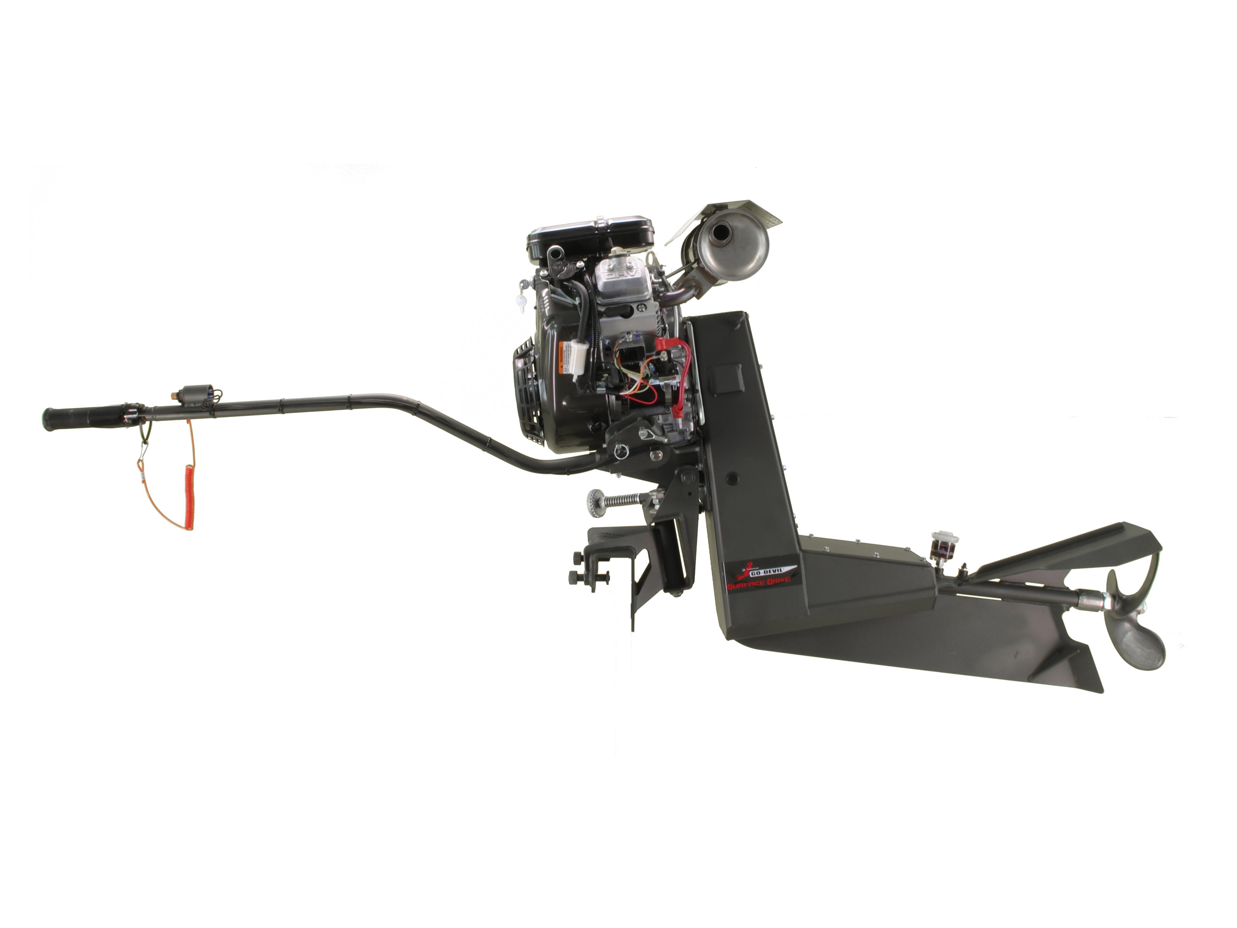 23 HP VANGUARD SURFACE DRIVE - GO-DEVIL Manufacturers