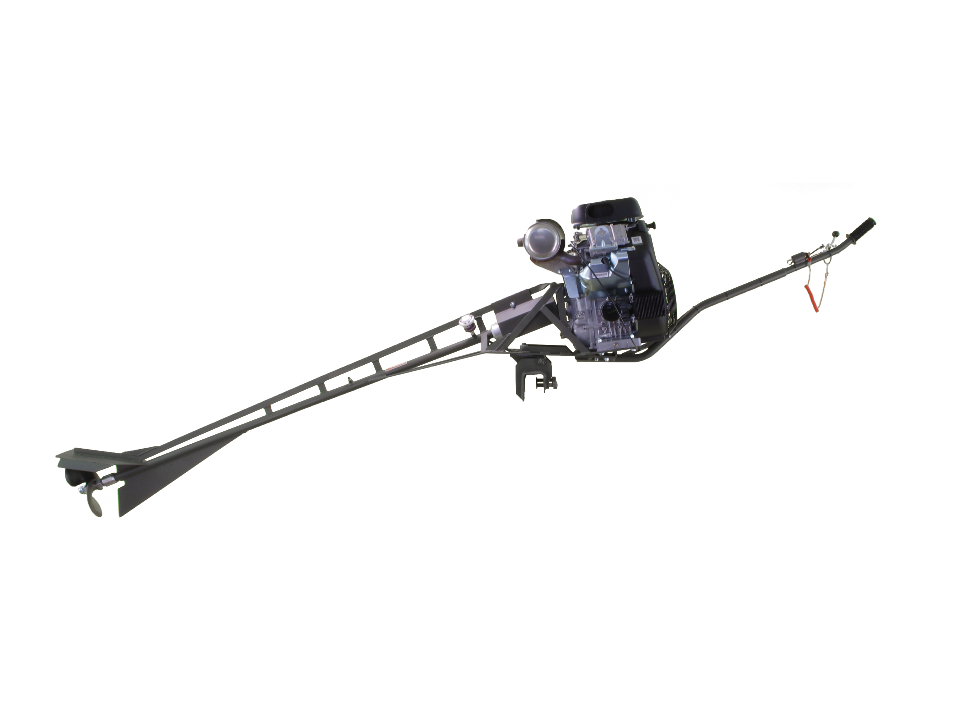 37 hp vanguard longtail